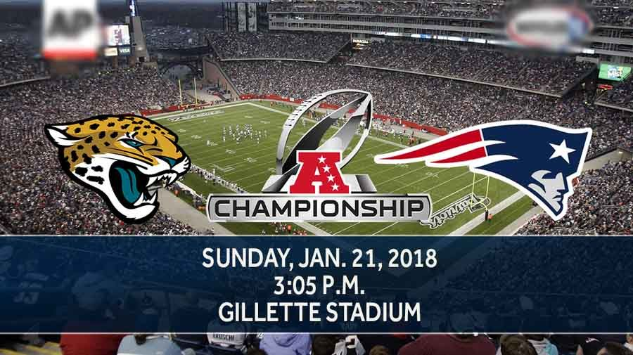 AFC Championship Game 2018