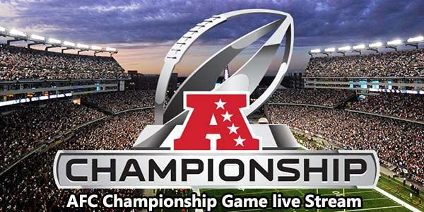 afc championship game 2021 live